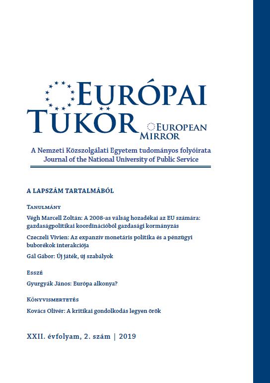 Európai Tükör 2019/2